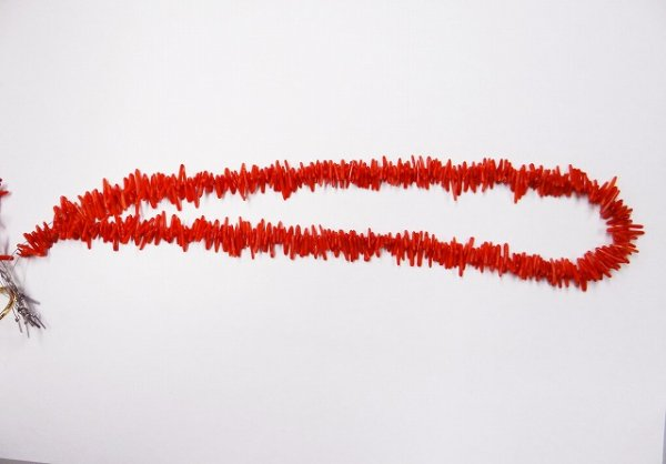 画像3: 枝サンゴ赤(染色品)